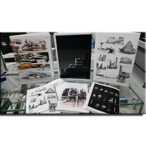 Colección libretas arquitectura desde 1,95-min
