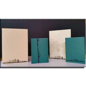 colección libretas A-5 grapasa con papel croquis o vegetal 3,50-min