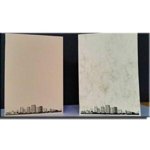 libreta A-5 grapada con papel vegetal o croquis 3,50-min