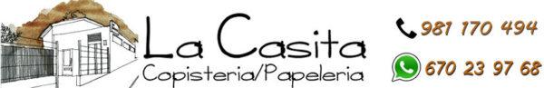 Copistería Papelería LA CASITA